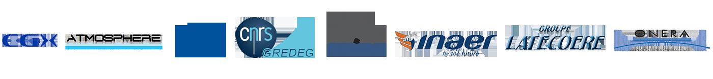 logos des partenaires P4F