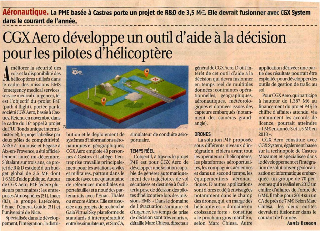 Article CGX - Gazette Midi